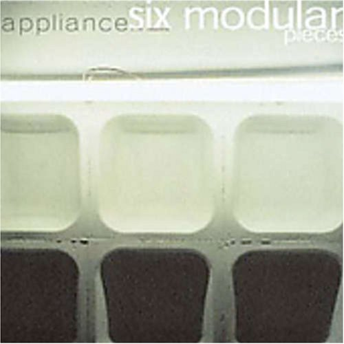 Appliance Six Modular Pieces