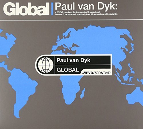 Paul Van Dyk Global 2 CD