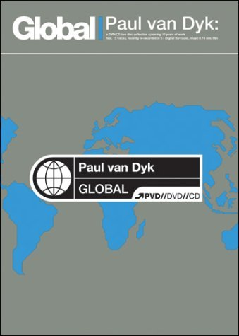 Paul Van Dyk Global Incl. Bonus CD