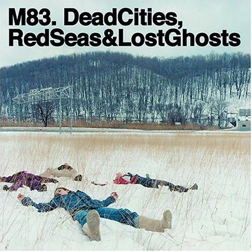 M83 Dead Cities Red Seas & Lost Gh 2 CD
