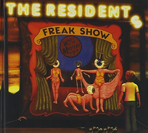 Residents Freak Show 2 CD