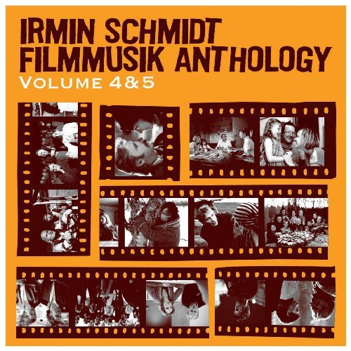 Irmin Schmidt Vol. 4 4 Filmmusik Anthology 2 CD