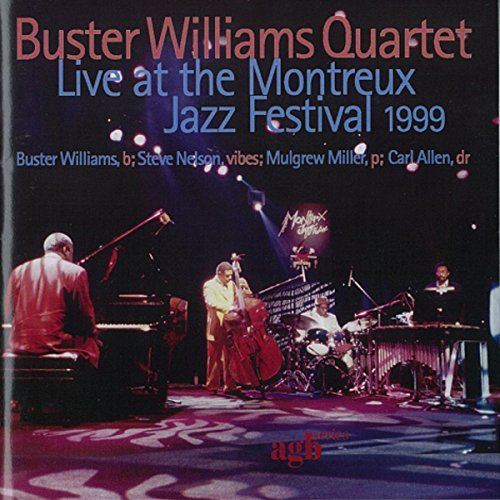 Williams Buster 1999 Live At The Montreux Jazz