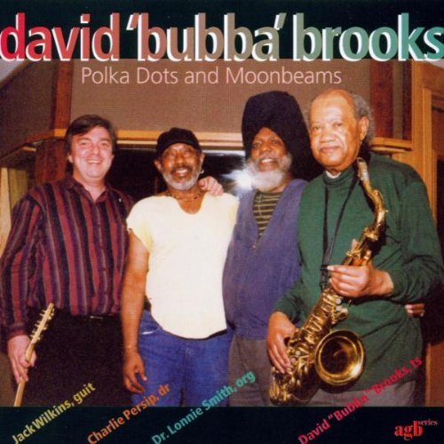 David Bubba Brooks Polka Dots & Moonbeams