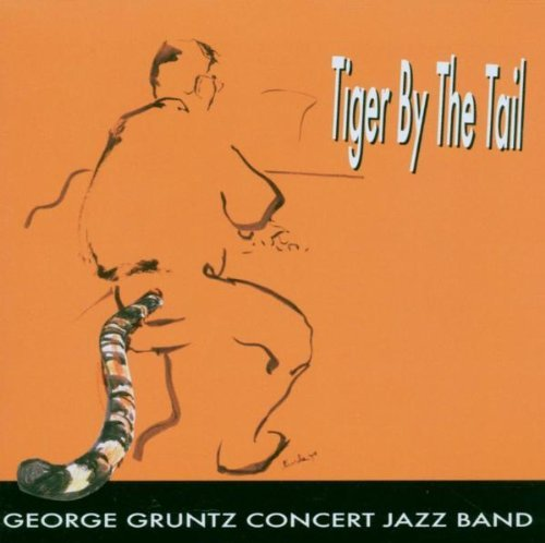 George Concert Jazz Ban Gruntz Tiger By The Tail