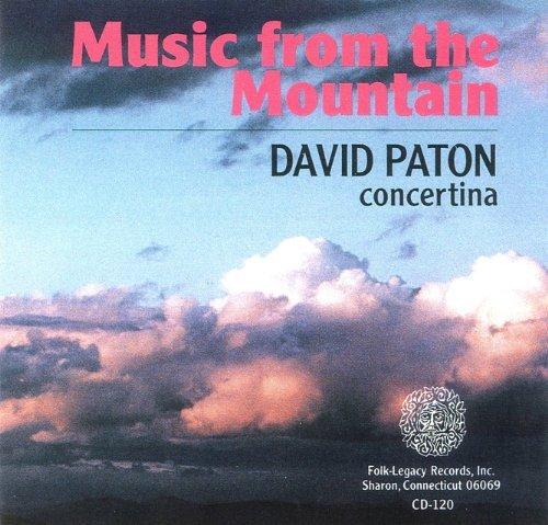 David Paton Music From The Mountain