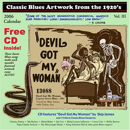 Classic Blues Artwork From The 2006 Classic Blues Artwork Fro Incl. 2006 Calendar