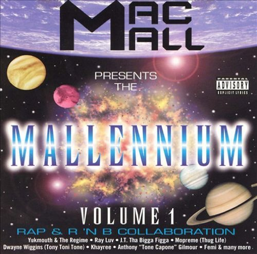Mac Mall Mac Mall Presents The Mallenni