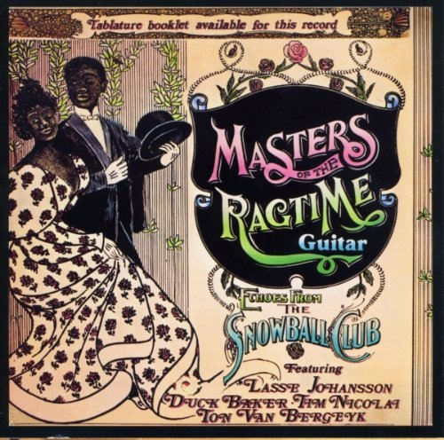 Masters Of The Ragtime Guitar Masters Of The Ragtime Guitar