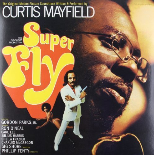 Superfly Soundtrack Curtis Mayfield