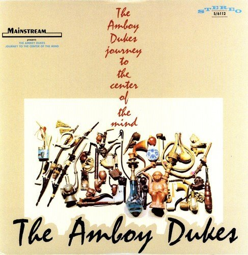 Amboy Dukes Journey To The Center Of The M 180gm Vinyl
