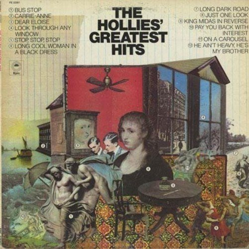 Hollies Hollies' Greatest Hits 180gm Vinyl