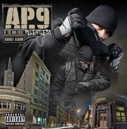 Ap.9 Of The Mob Figaz Relentless Explicit Version 2 CD