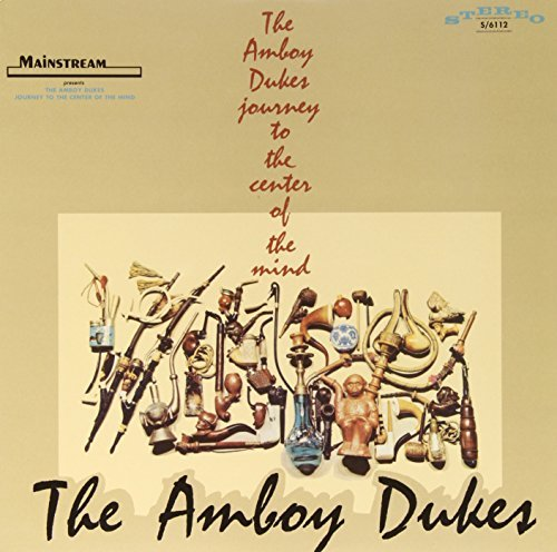 Amboy Dukes Journey To The Center Of The M Colored Vinyl