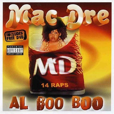 Mac Dre Al Boo Boo Explicit Version Incl. DVD