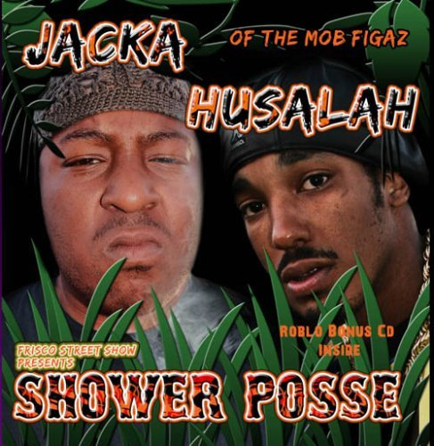 Jacka & Husalah Shower Posse Explicit Version 2 CD Set