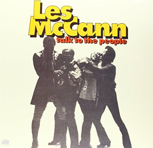 Les Mccann Talk To The People