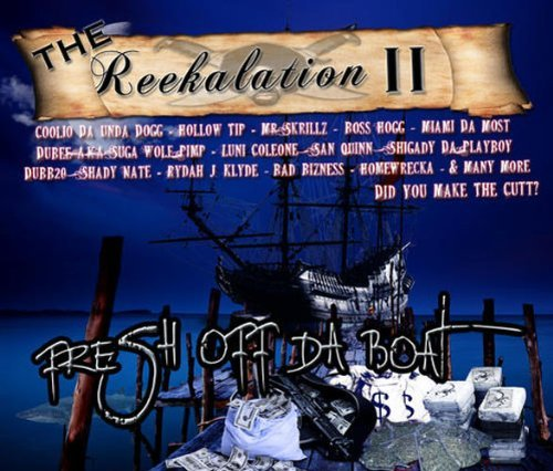 Reek Daddy Reekalation Ii Explicit Version 2 CD