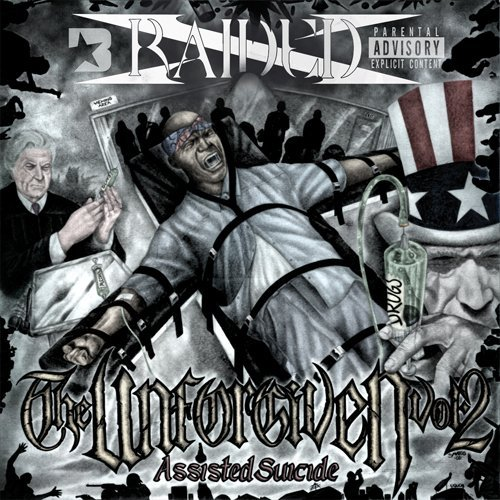 X Raided Vol. 2 Unforgiven Assisted Sui Explicit Version