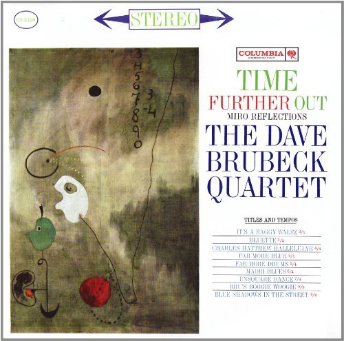 Brubeck Dave Time Further Out 180gm Vinyl