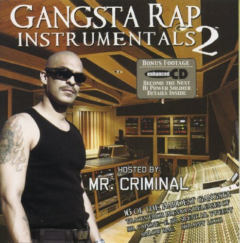 Gangsta Rap Vol. 2 Gangsta Rap Explicit Version Enhanced CD