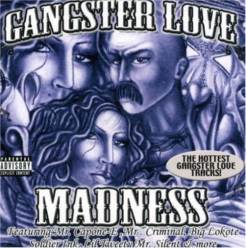 Gangster Love Madness Gangster Love Madness Explicit Version Enhanced CD