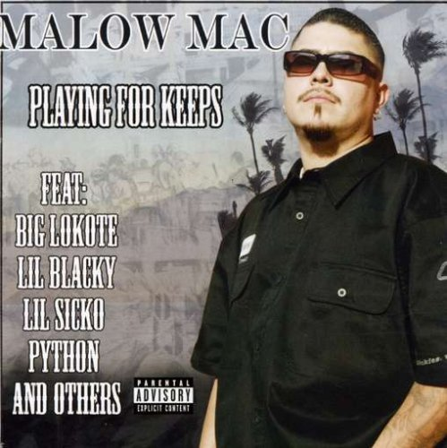 Malow Mac Playing For Keeps Explicit Version Enhanced CD