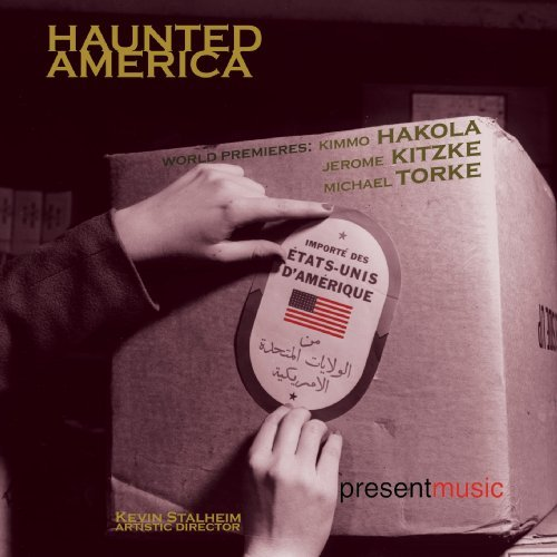 Present Music Haunted America