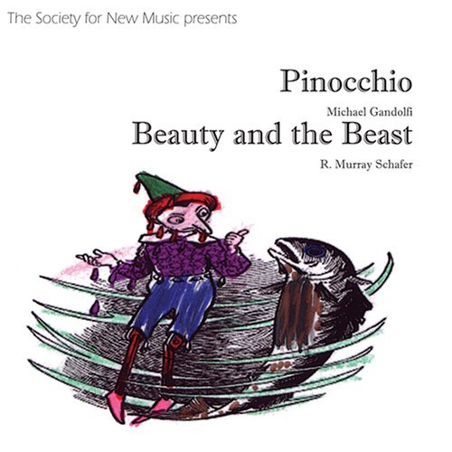 Gandolfi Schaffer Pinocchio Beauty & The Beast