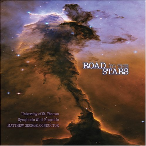 University Of St. Thomas Wind Road To The Stars
