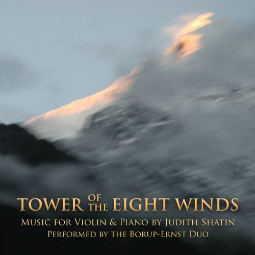 J. Shatin Tower Of The Eight Winds Musi Borup Ernst Duo