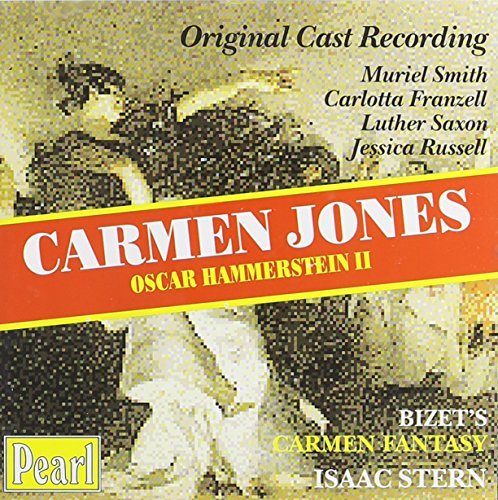 Carmen Jones Cast Recordings