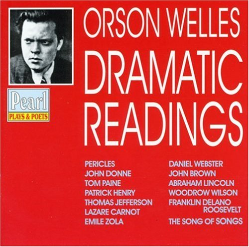 Orson Welles Dramatic Readings