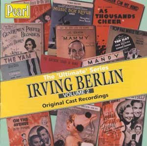 Irving Berlin Vol. 2 Original Cast Recording