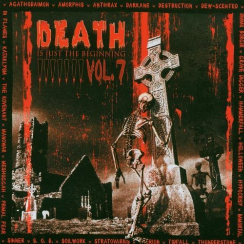 Death Is Just The Beginning Vol. 7 Death Is Just The Begin 2 CD Set Death Is Just The Beginning