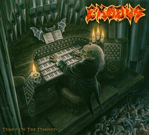 Exodus Tempo Of The Damned