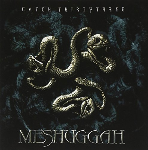 Meshuggah Catch Thirty Three
