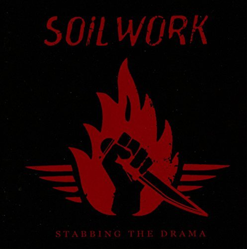 Soilwork Stabbing The Drama Digipak
