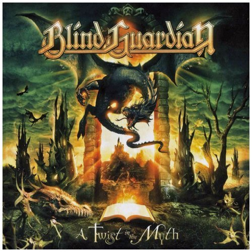 Blind Guardian Twist In The Myth