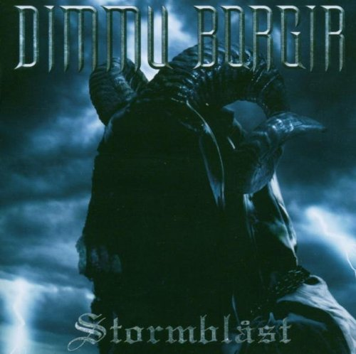 Dimmu Borgir Stormblast Re Recorded Incl. Bonus DVD