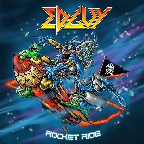 Edguy Rocket Ride Incl. Bonus Tracks