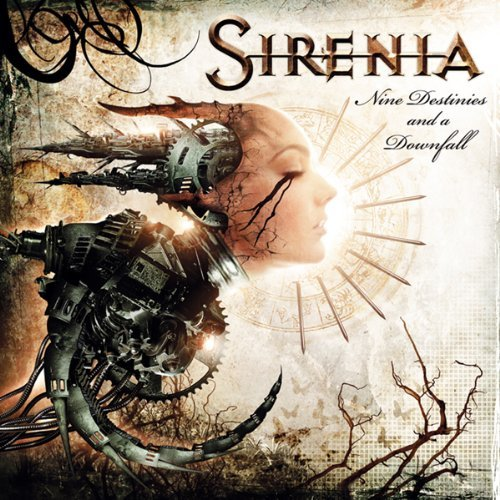 Sirenia Nine Destinies & A Downfall