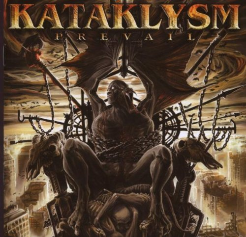 Kataklysm Prevail Incl. DVD