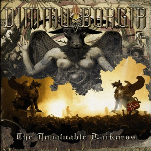 Dimmu Borgir Invaluable Darkness 1 CD 2 DVD