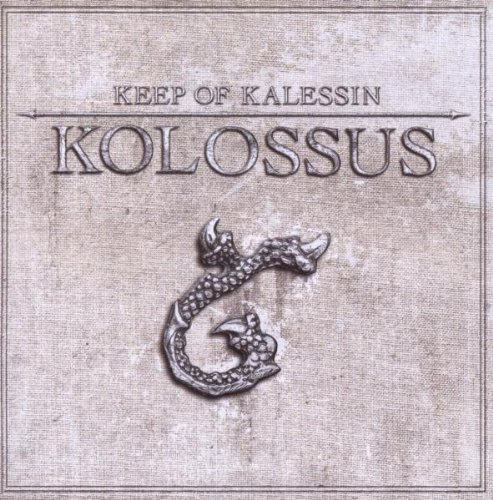Keep Of Kalessin Kolossus Incl. DVD