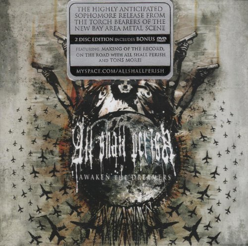 All Shall Perish Awaken The Dreamers Incl. DVD