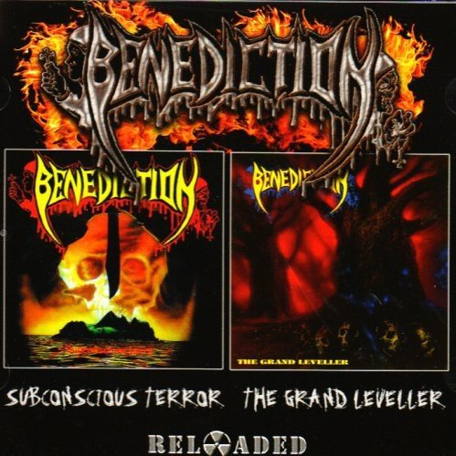 Benediction Subconsious Terror Rel Import Gbr Incl. Bonus Tracks