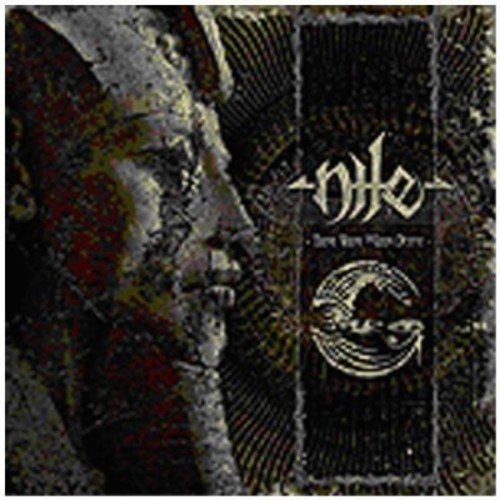Nile Those Whom The Gods Detest Import Gbr 2 CD Set