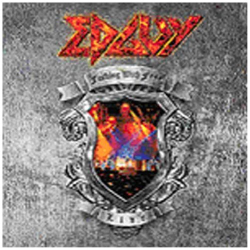 Edguy Fucking With Fxxx Live 2 CD