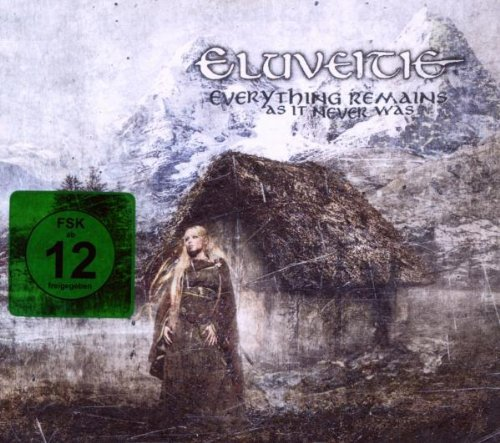 Eluveitie Everything Remains Import Gbr Incl. Bonus DVD